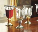 Napa Style Orlo Gold and Silver Glassware