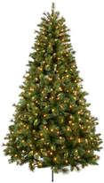 Asstd National Brand 7.5 Ft. Bavarian Mixed Pine Tree With 650 Ul Lights
