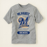 Children's Place Milwaukee Brewers graphic tee