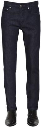Givenchy Denim Stretch Trousers W/logo On Back