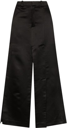 A.W.A.K.E. Mode Slit Maxi Skirt