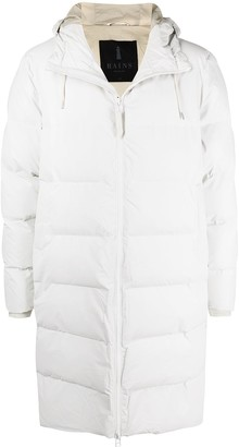 Rains Mid-Length Padded Coat