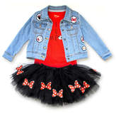 Disney Minnie Mouse Skirt Set - Tutu Couture - Girls