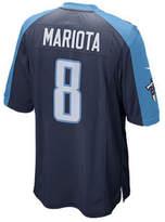 Nike Marcus Mariota Tennessee Titans Limited Jersey, Big Boys (8-20)