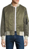 Rag & Bone Men's Manston Colorblock Bomber Jacket