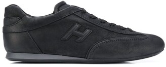 Hogan Olympia low-top leather sneakers