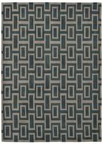 Wedgwood Intaglio Rug - Black - 120x180cm