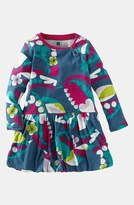 Tea Collection 'Eastern Pop' Bubble Dress (Baby Girls)