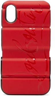 Christian Louboutin Red Runner Iphone X & Xs Phone Case - Red Multi