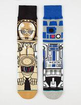 Stance x STAR WARS Droid Boys Socks