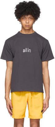 all in Black Arc Diamond T-Shirt