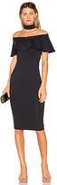 Donna Mizani Mila Midi Dress