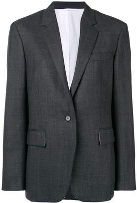 Calvin Klein classic fitted blazer