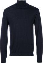 Armani Collezioni roll-neck jumper