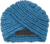 The Elder Statesman Cashmere Turban