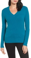 Halogen Petite Women's Tie Back Sweater