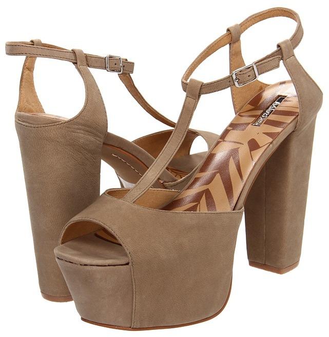 Matiko Dion (Light Brown) - Footwear