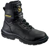 """Caterpillar Men's Generator 8"""" Waterproof Steel Toe Work Boot"""