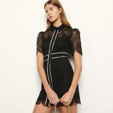 SandroSandro Lace coat dress