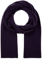 Barneys New York MEN'S KNIT CASHMERE SHAWL