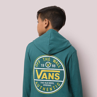 Vans Boys Van Doren Hooded T-Shirt
