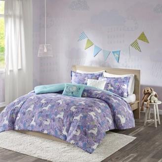Home Essence Kids Unicorn Printed Comforter Set