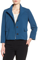 Halogen Stand Collar Jacket (Regular & Petite)