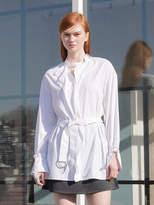Wardrobe Light Jacket Blouse_white