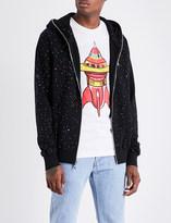 Billionaire Boys Club Galaxy-print cotton-jersey hoody