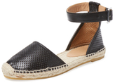 Marc by Marc Jacobs Perforated Leather Espadrille