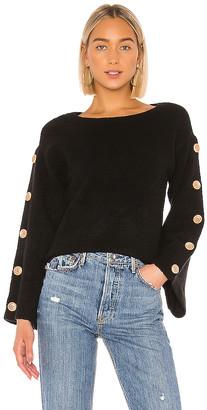Tularosa Trento Button Sweater