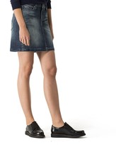 Tommy Hilfiger Faded Jean Skirt