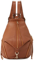 Rebecca Minkoff Julian Leather Backpack, Almond