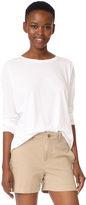 Vince Relaxed Long Sleeve Tee