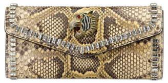 Gucci GucciGenuine Python Clutch