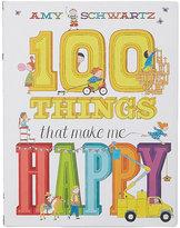 Abrams Books 100 Things That Make Me Happy