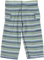 Kickee Pants Print Cargo Pants (Baby)-Sailaway Stripe - Boy-3-6 Months