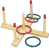 Champion Ring Toss Set with 5 Pegs & 4 Rings