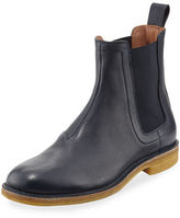 Bottega Veneta Grained Leather Chelsea Boot