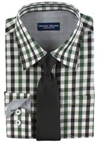 Graham & Graham Boys' Button Down Shirt - Green