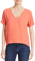 Cooper & Ella Holly V-Neck Top