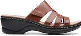 Clarks Women's Sandals Tan - Tan Lexi Sabrina Leather Sandal - Women