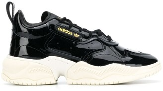 adidas Varnish Lace-Up Chunky Sneakers