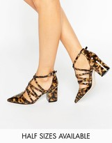Asos SURREAL Caged Pointed Heels