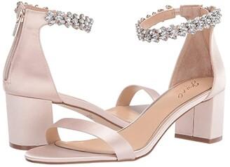 Badgley Mischka Bradley (Champagne) Women's Shoes