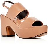 Robert Clergerie Emple High Heel Platform Sandals