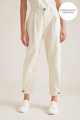 Seed Heritage Sustainable Stitch Detail Pant