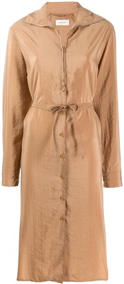 Lemaire zipped dress