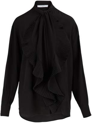 Givenchy Blouse with tie collar