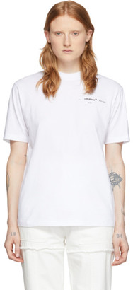Off-White White Puzzle Arrows T-Shirt